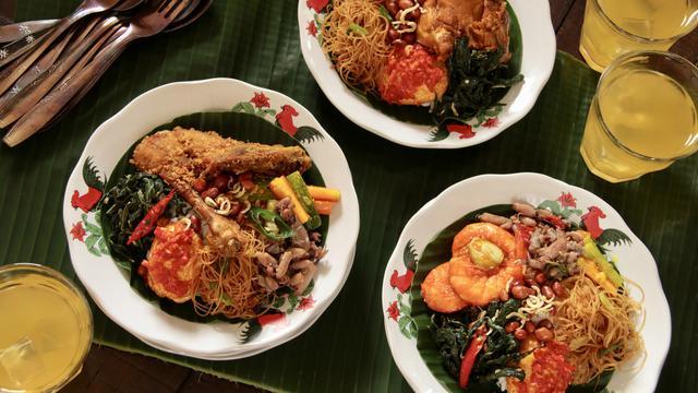 10 Makanan Khas Sumatera Utara yang Terkenal Lezat