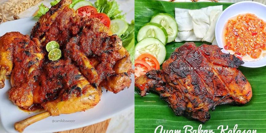 14 Resep Cara Membuat Berbagai Macam Ayam Bakar Yang Simpel