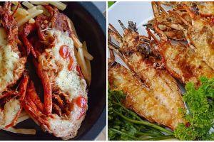 Resep Kreasi Lobster Bakar Dengan Bumbu Meresap Hingga Kedalam